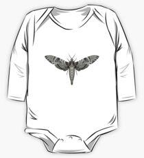Moth One Piece - Long Sleeve