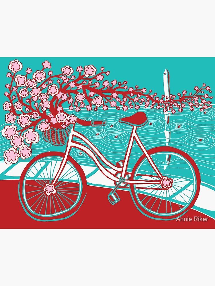 bicycle bloom by annieriker