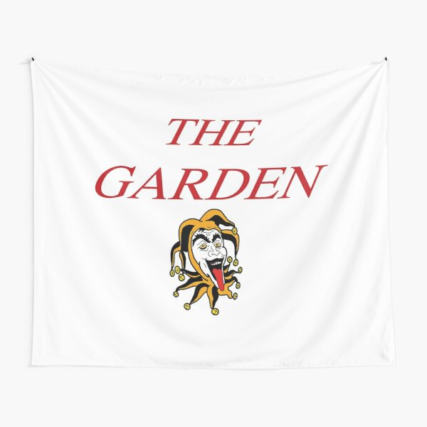The Garden Band Vada Vada Merch - Mirror Might Steal Your Charm Tapestry