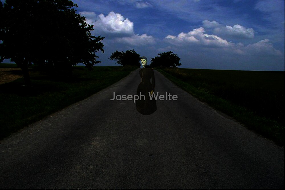Highway Ghost by Joseph Welte