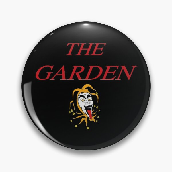 The Garden Band Vada Vada Merch - Mirror Might Steal Your Charm Pin