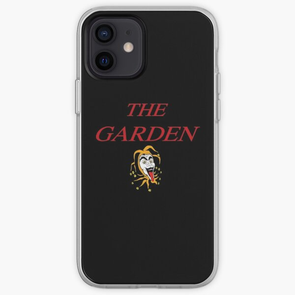 The Garden Band Vada Vada Merch - Mirror Might Steal Your Charm iPhone Soft Case