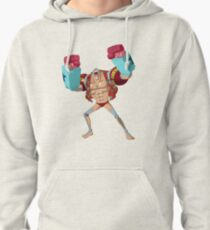 Cyborg Franky from OnePiece Pullover Hoodie