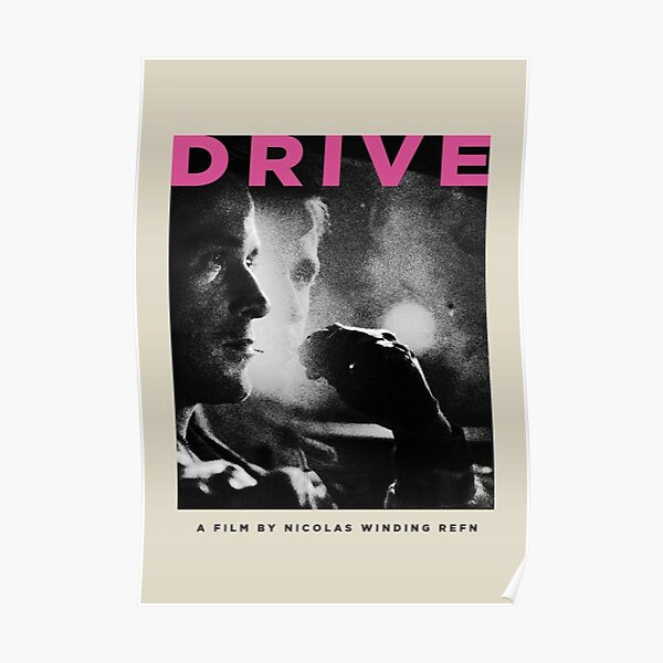 Drive Criterion Poster Poster