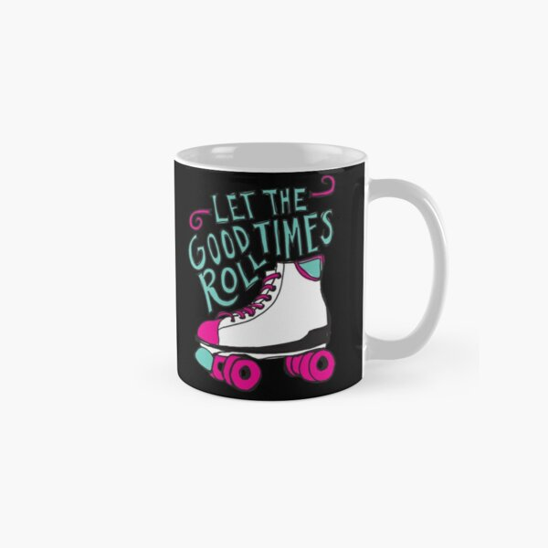 Let the Good Times Roll Classic Mug
