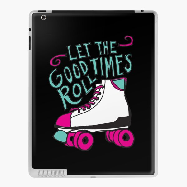 Let the Good Times Roll iPad Skin
