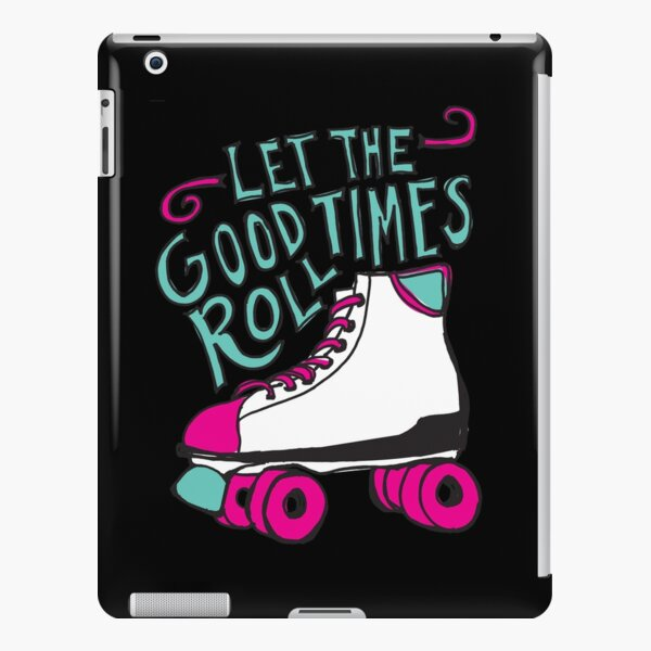 Let the Good Times Roll iPad Snap Case
