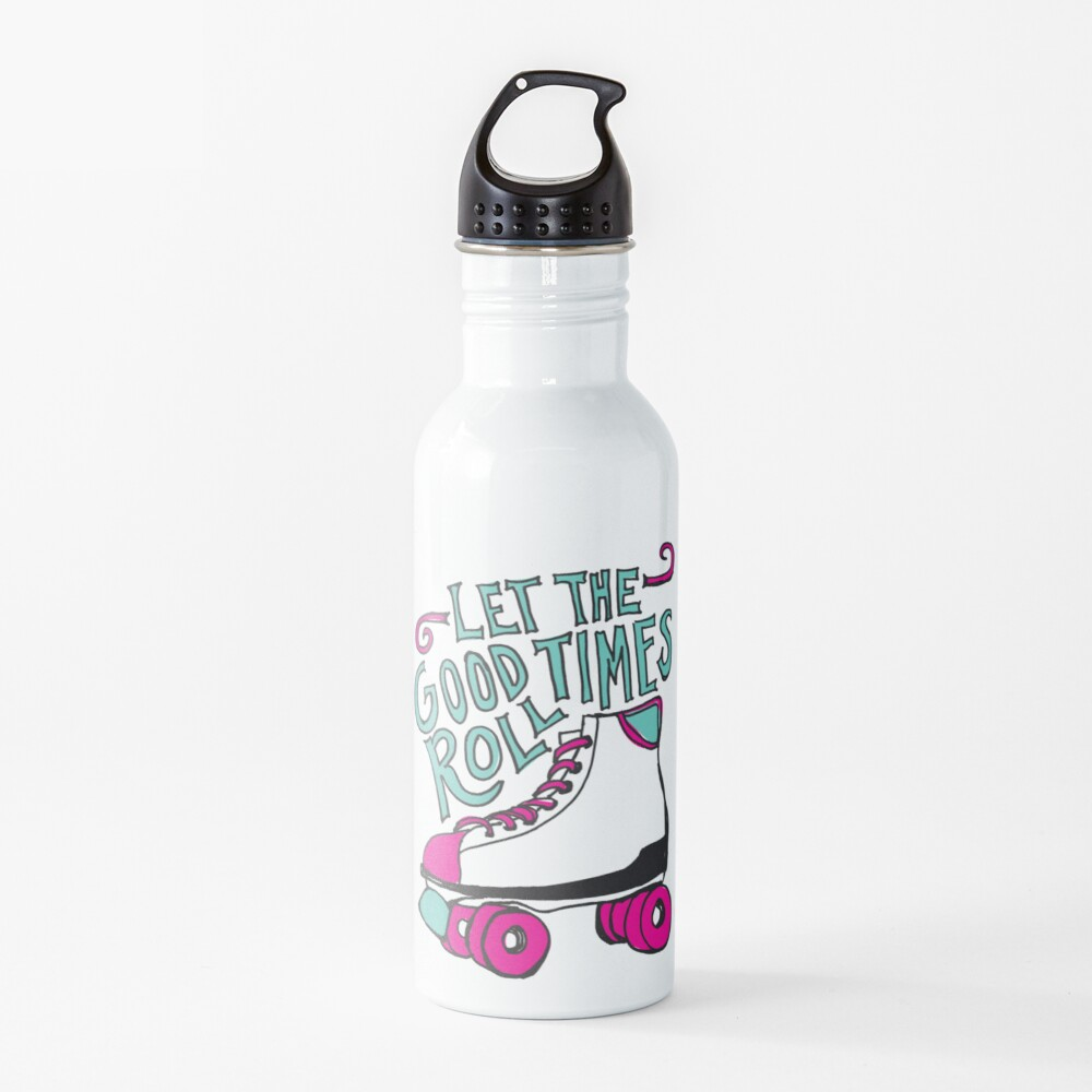 Let the Good Times Roll Water Bottle