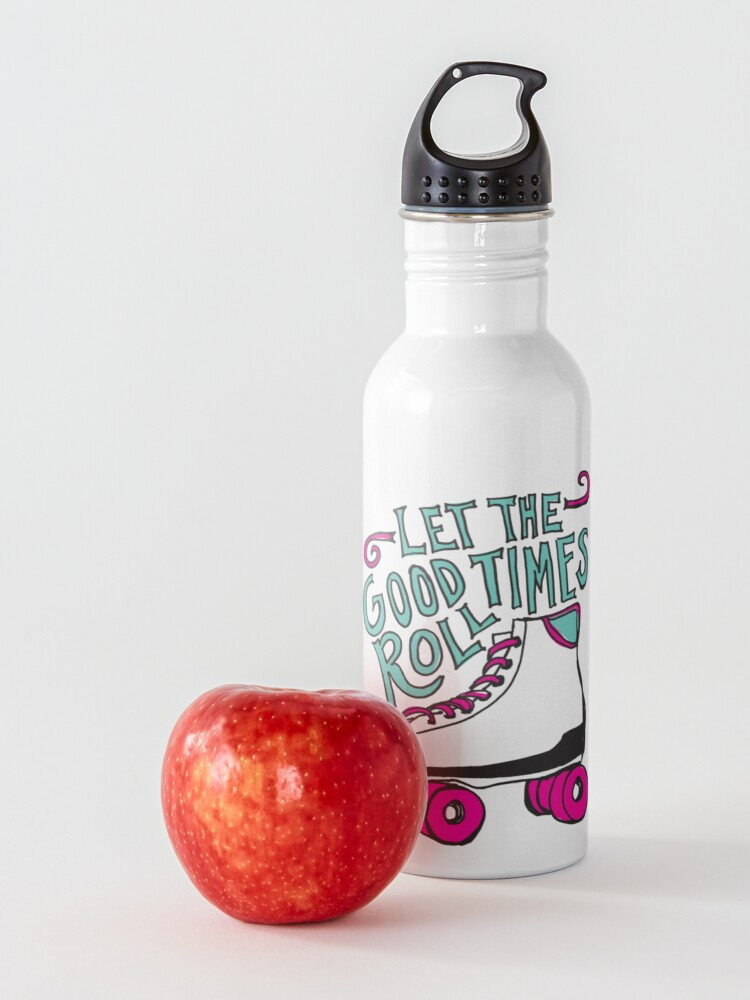Alternate view of Let the Good Times Roll Water Bottle