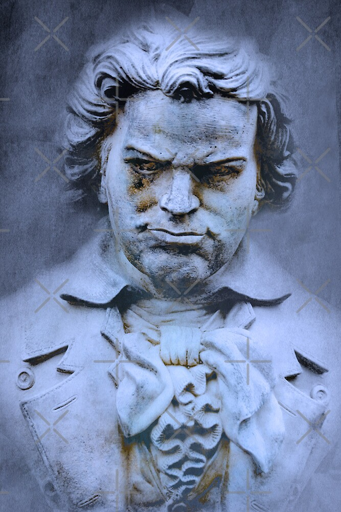 Ludwig by Catherine Hamilton-Veal  ©