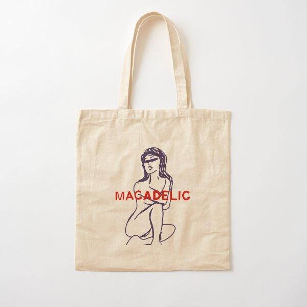 mac miller macadelic minimal album cover Cotton Tote Bag