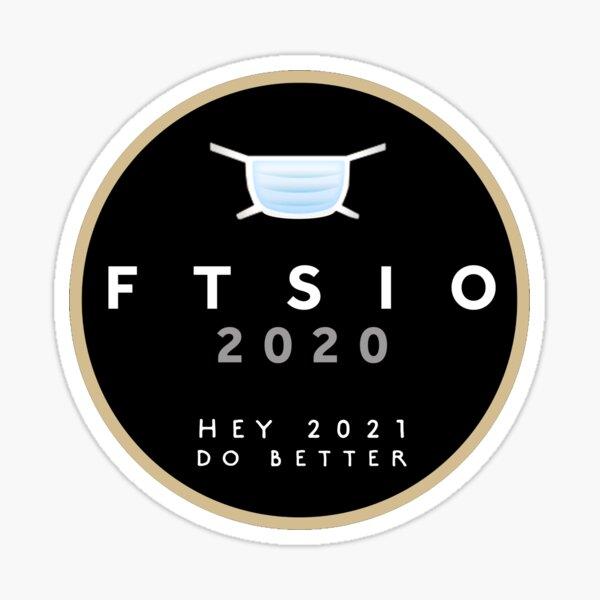 FTSIO 2020 Sticker