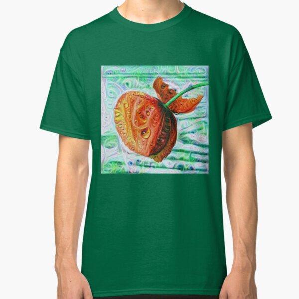 #DeepDreamed Flower 5x5K v1449147619 Classic T-Shirt