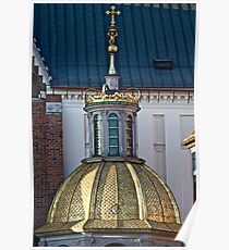 Zygmunt's Chapel of Wawel Cathedral in Kraków . Featured in Religious Architecture. Favorites: 1 Views: 143 . Thx! Poster