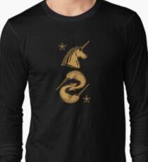 Unicorns of the Land & Sea Long Sleeve T-Shirt