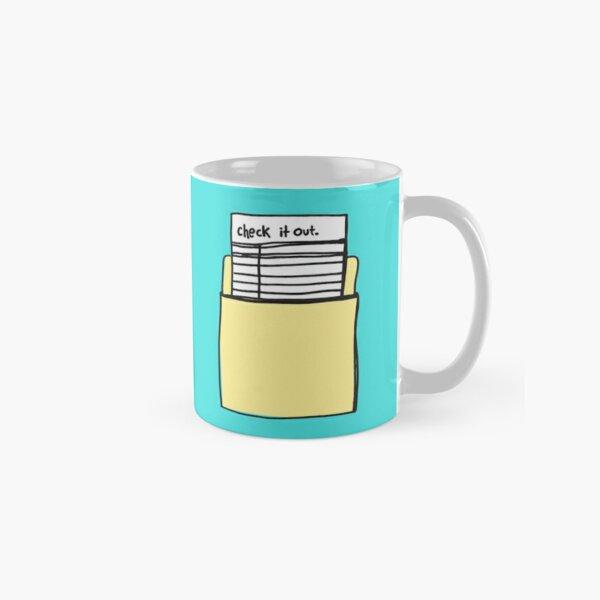Check it Out Classic Mug