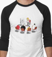 Anger Management Men's Baseball ¾ T-Shirt