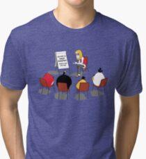 Anger Management Tri-blend T-Shirt