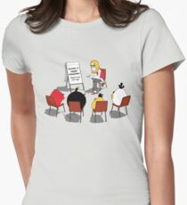 Anger Management Women's Fitted T-Shirt