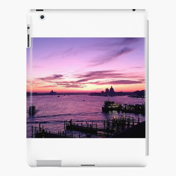 Sonnenuntergang in Venedig iPad – Leichte Hülle