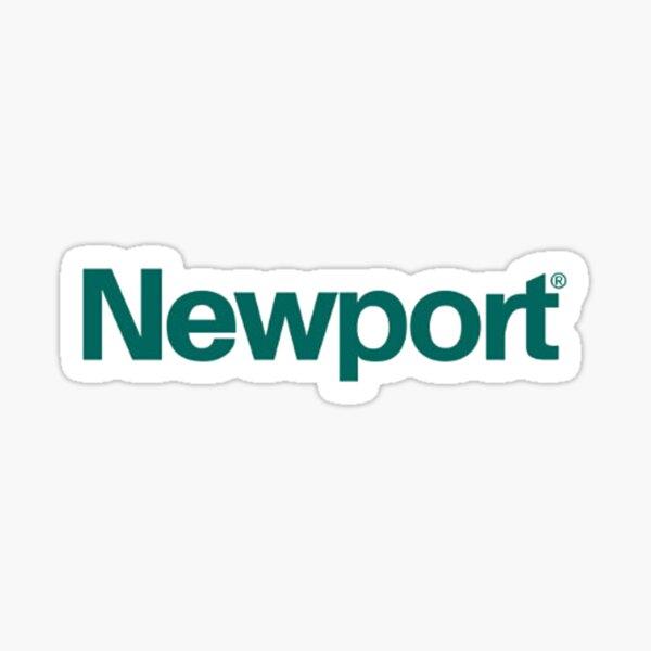 Logotipo de cigarrillos Newport Pegatina