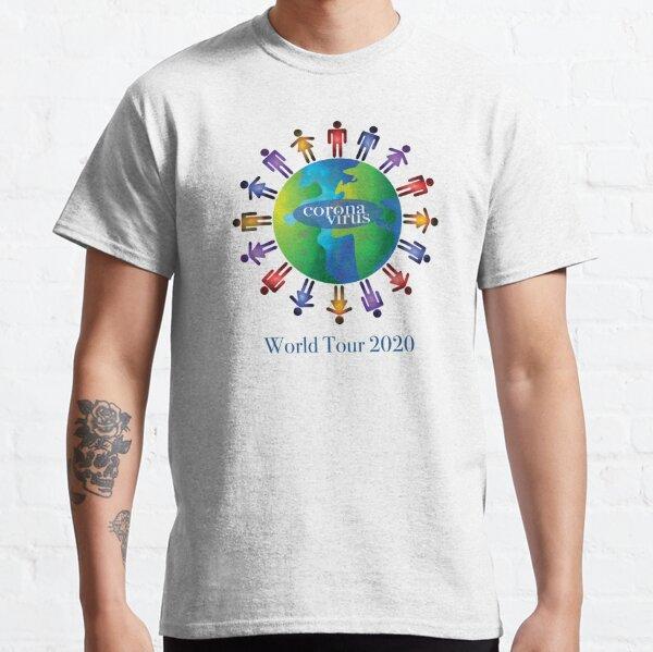 Coronavirus World Tour 2020 Classic T-Shirt