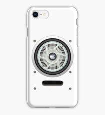 SPEAKER IPHONE CASE 4 (White eddition) iPhone Case/Skin