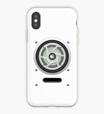 SPEAKER IPHONE CASE 4 (White eddition) iPhone Case