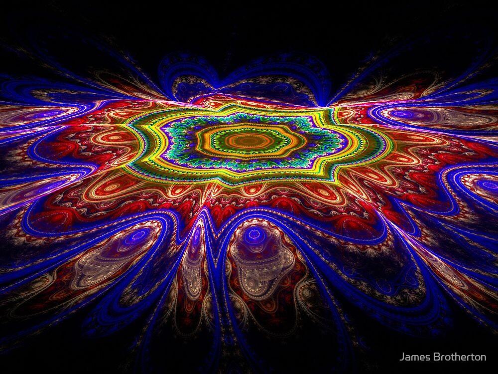 Magic Carpet Ride by James Brotherton
