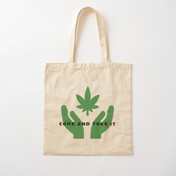 Come And Toke It  Cotton Tote Bag