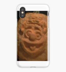 Fuzzy Bear Pumpkin 2015 iPhone Case/Skin