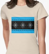 Supernaturally Happy Holidays (Blue Background) T-Shirt