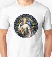 Maria Antoinetta White Unisex T-Shirt
