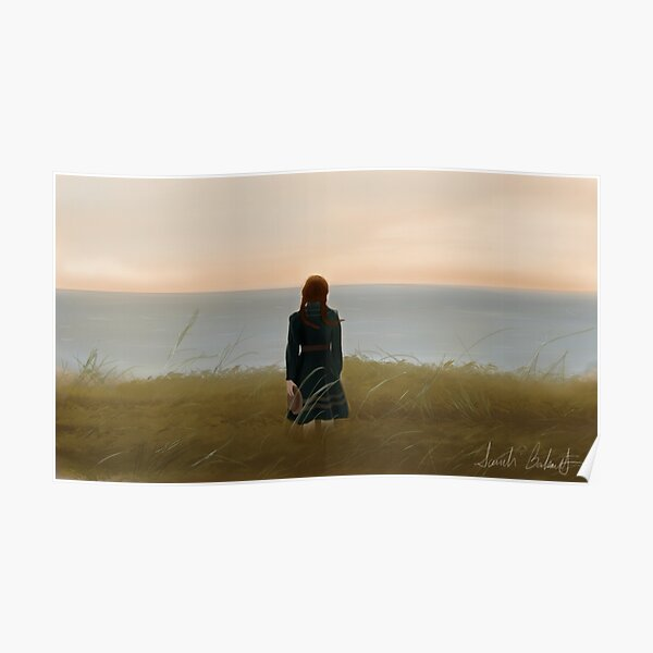 Anne avec un E Poster