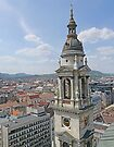 View from St Stephen's, Budapest by Graeme  Hyde