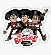 My Little Buttercup Sticker
