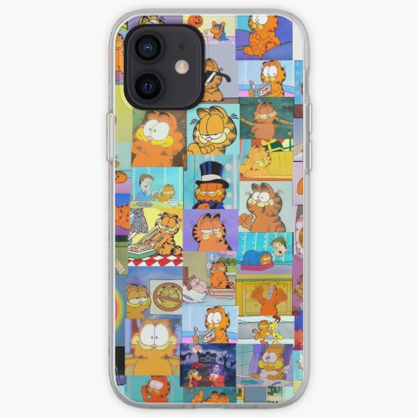 Garfield Overload iPhone Soft Case