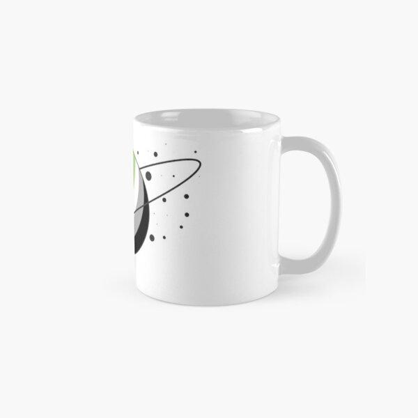 Aromantic Pride Planet Classic Mug