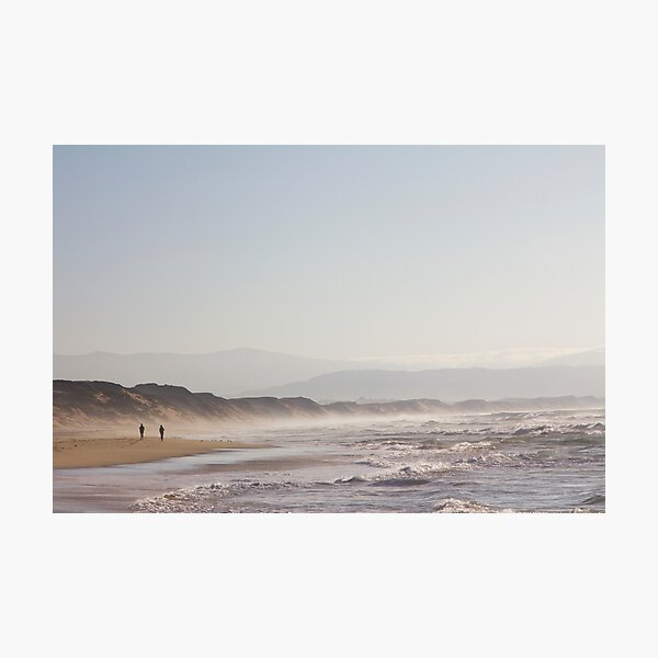 Monterrey Beach Photographic Print