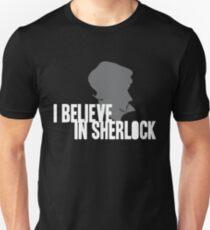 I Believe In Sherlock Unisex T-Shirt
