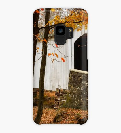 Loux Covered Bridge Case/Skin for Samsung Galaxy