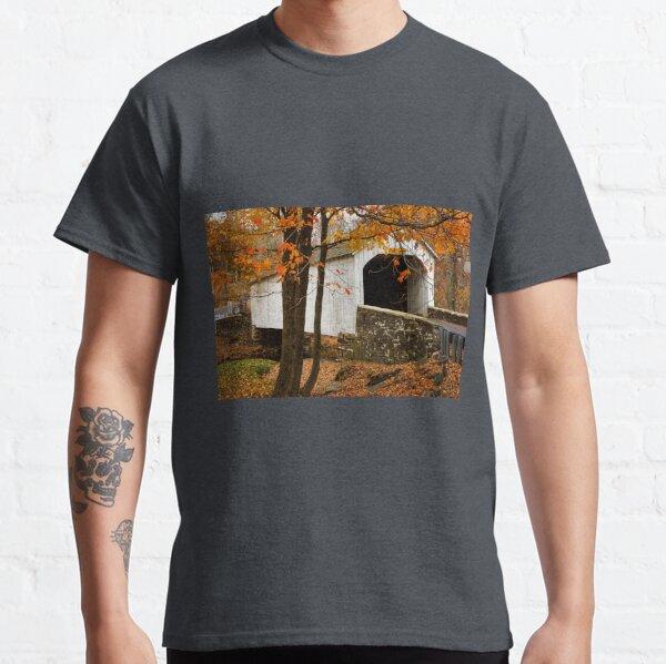 Loux Covered Bridge Classic T-Shirt