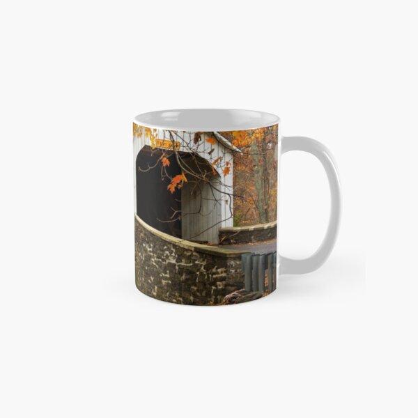 Loux Covered Bridge Classic Mug