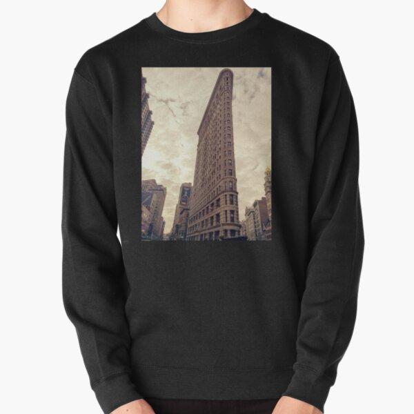 Building in New York Pullover Sweatshirt