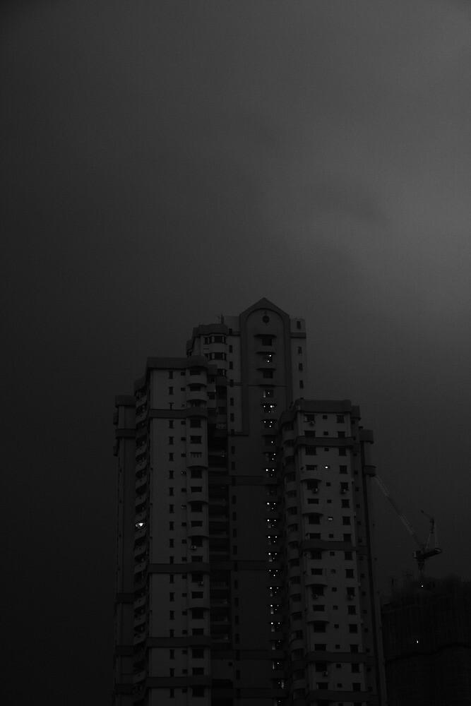 Skyscraper by square
