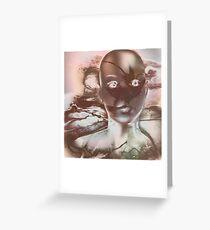 Neptunia Greeting Card