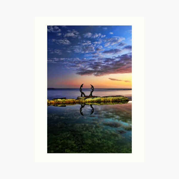 Sculpture by the Sea Art Print