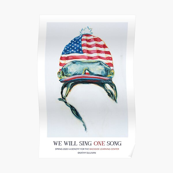 We Will Sing One Song - Poster Poster