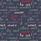 Avoir - the French verb 'to have' by Morag Anderson