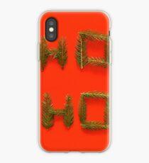 Weihnachtskarten iPhone-Hülle & Cover